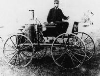 Sylvester_Roper_steam_carriage_of_1870